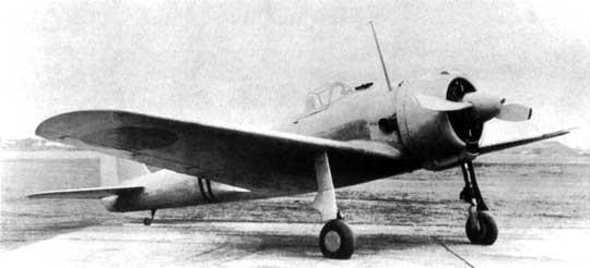 Trzeci prototyp Ki-43 (nr ser. 4303) został zbudowany w marcu 1939 roku. W trakcie prób samolot został zmodyfikowany na wzór maszyn doświadczalnych (tzw. dodatkowych prototypów).