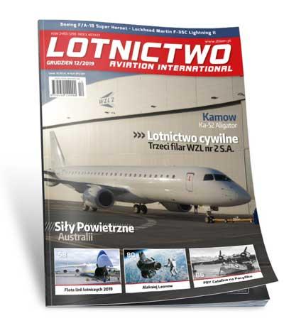 Lotnictwo Aviation International 12/2019