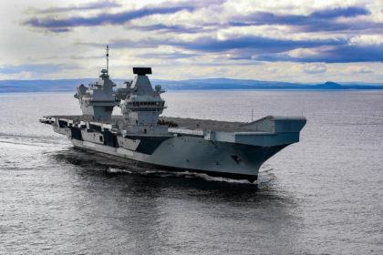 HMS Prince of Wales w służbie
