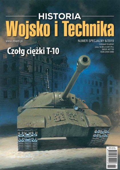 Czasopismo Wojsko i Technika Historia numer specjalny 6/2019