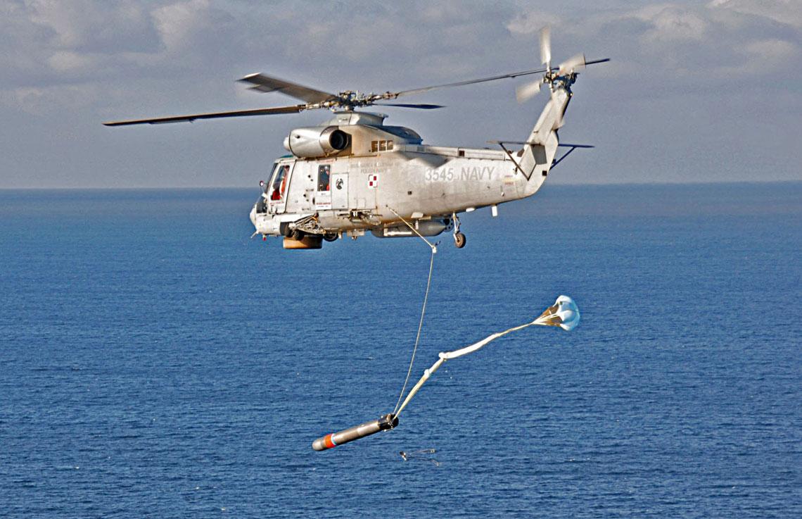 Wśród zadań stawianych Kondorowi wymienia się m.in. zwalczanie okrętów podwodnych, zapewne zużyciem kierowanych torped MU90, znajdujących się warsenale Marynarki Wojennej.