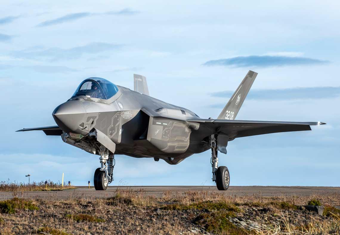 Powietrzne Siły Zadaniowe 32. Skrzydła zgłosiły wstępną gotowość operacyjną 1października 2019r., a dzień później, 2 października – pełną gotowość operacyjną.