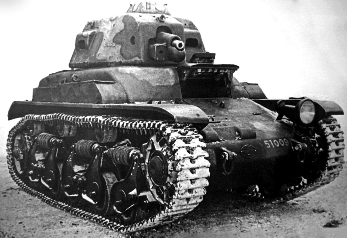 Pomimo wad R35 w kampanii polskiej 1939r. mogły przyczynić się do uzyskania lokalnej przewagi, zwiększając szanse na sukces w starciu z niemieckim agresorem.