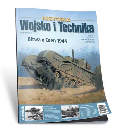 Wojsko i Technika Historia 1/2020