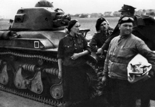 Dostarczone do Polski czołgi R35 nosiły standardowe malowania wykorzystywane w armii francuskiej. Domomentu agresji Niemiec na Polskę polskich wozów nie pokryto docelowym trójbarwnym kamuflażem.