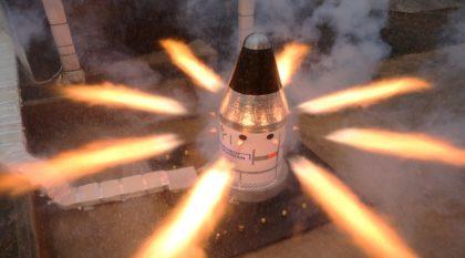 NASA: udany test systemu ratowniczego Oriona