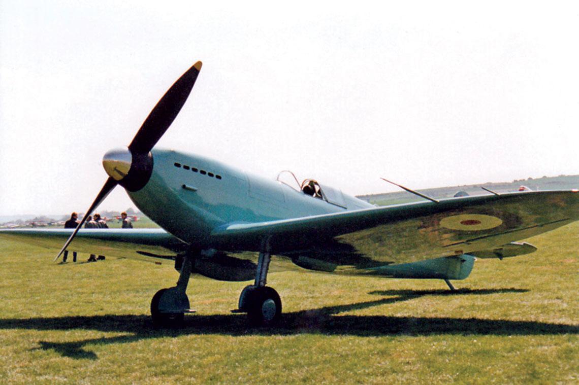 Współczesna replika pierwszego prototypu samolotu myśliwskiego Supermarine 300, nazywanego także F.37/34 lub F.10/35 od specyfikacji Ministerstwa Lotnictwa, albo K5054, od numeru ewidencyjnego Królewskich Sił Powietrznych Wielkiej Brytanii.