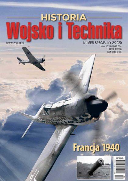 Czasopismo Wojsko i Technika Historia numer specjalny 2/2020