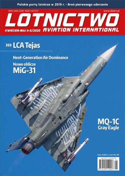 Lotnictwo Aviation International 4/2020