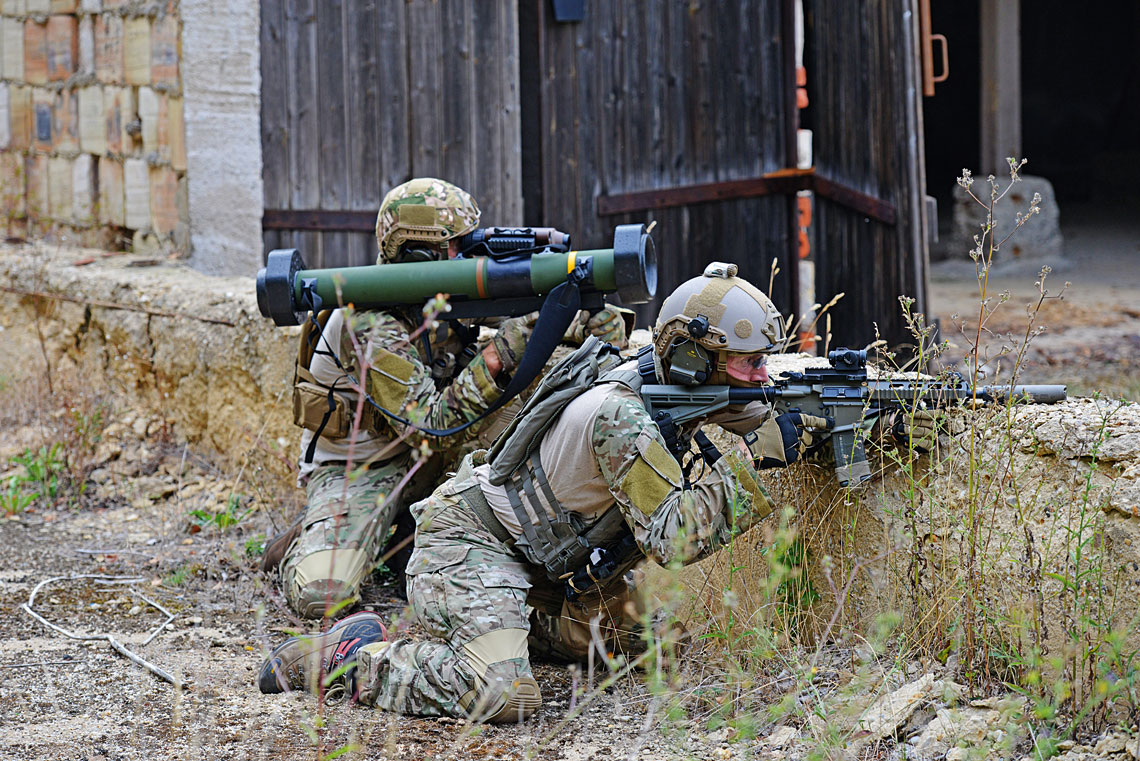 RGW90 HH to nowoczesny, skuteczny, uniwersalny i łatwy w użyciu granatnik.