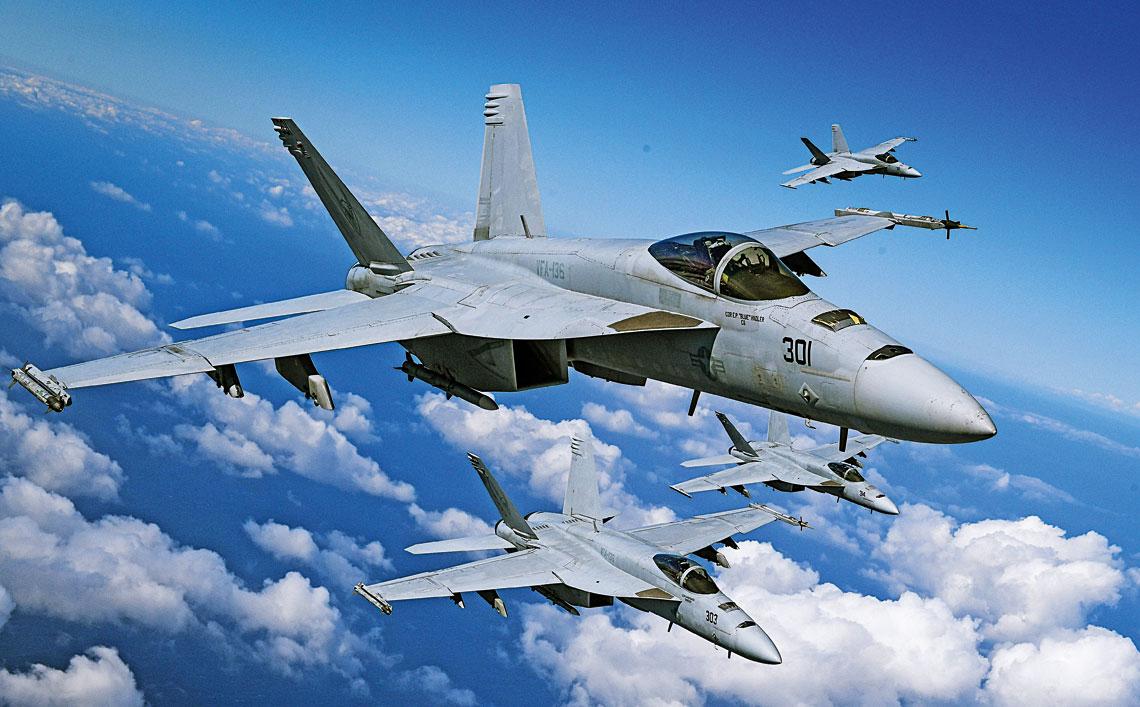 Boeing zakończył produkcję samolotów F/A-18E/F Super Hornet BlockII. Jeszcze wpierwszej połowie roku ma dostarczyć Departamentowi Obrony pierwsze dwie maszyny wersji BlockIII.