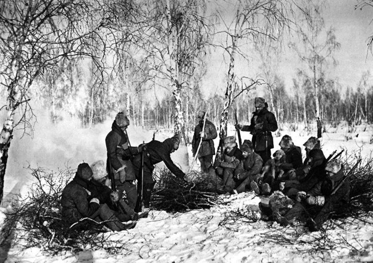 Chociaż wojsko czechosłowackie wywodziło się głównie z armii austriackiej oraz legionów francuskich i włoskich, tonajwiększą sławę zdobyły oddziały walczące na Syberii w latach 1918-1919.
