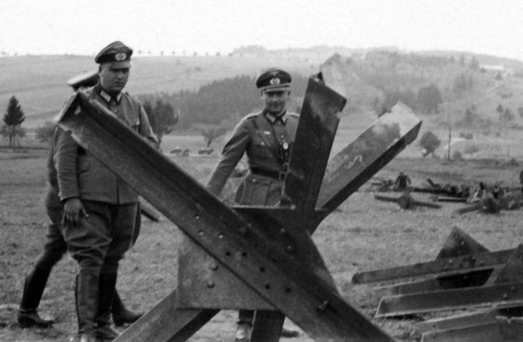 """""""Czeskie jeże"""" nie zatrzymały niemieckich czołgów, z uwagą natomiast były studiowane przez Niemców."""
