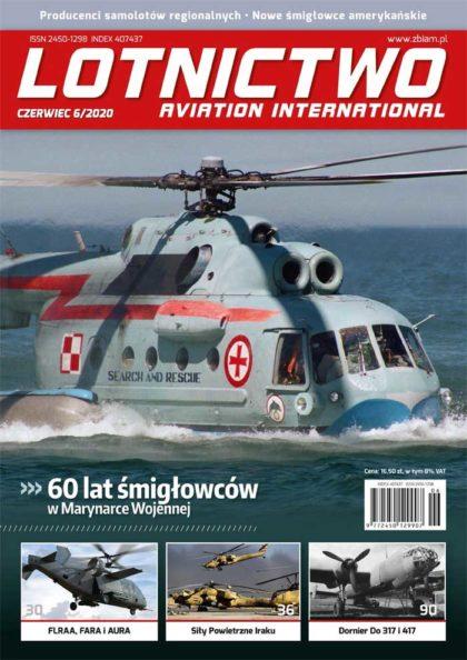 Lotnictwo Aviation International 6/2020