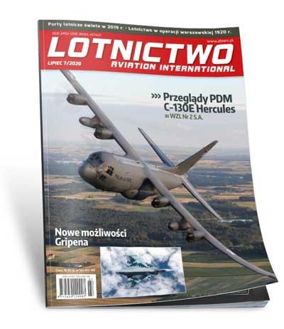 Lotnictwo Aviation International 7/2020