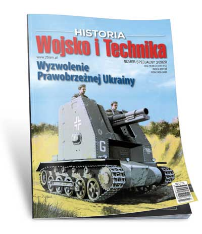 Czasopismo Wojsko i Technika Historia numer specjalny 3/2020