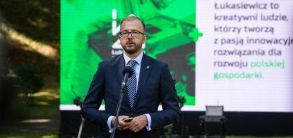 Prezes Sieci Badawczej Łukasiewicz o nowych technologiach dla wojska [WYWIAD]