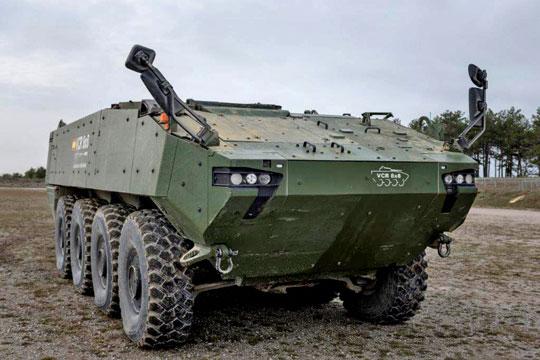 Ministerstwo Obrony Królestwa Hiszpanii jeszcze w 2015 r. zdecydowało, że nowy kołowy wóz bojowy powstanie na platformie transportera GDELS Piranha V.