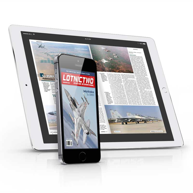Lotnictwo Aviation International 8/2020