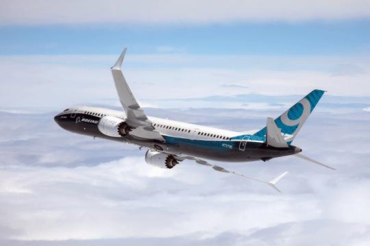 Prototyp wersji 737-9 został oblatany wkwietniu 2017 r.; egzemplarz ten po zakończeniu prób fabrycznych trafi  dolinii Thai Lion.
