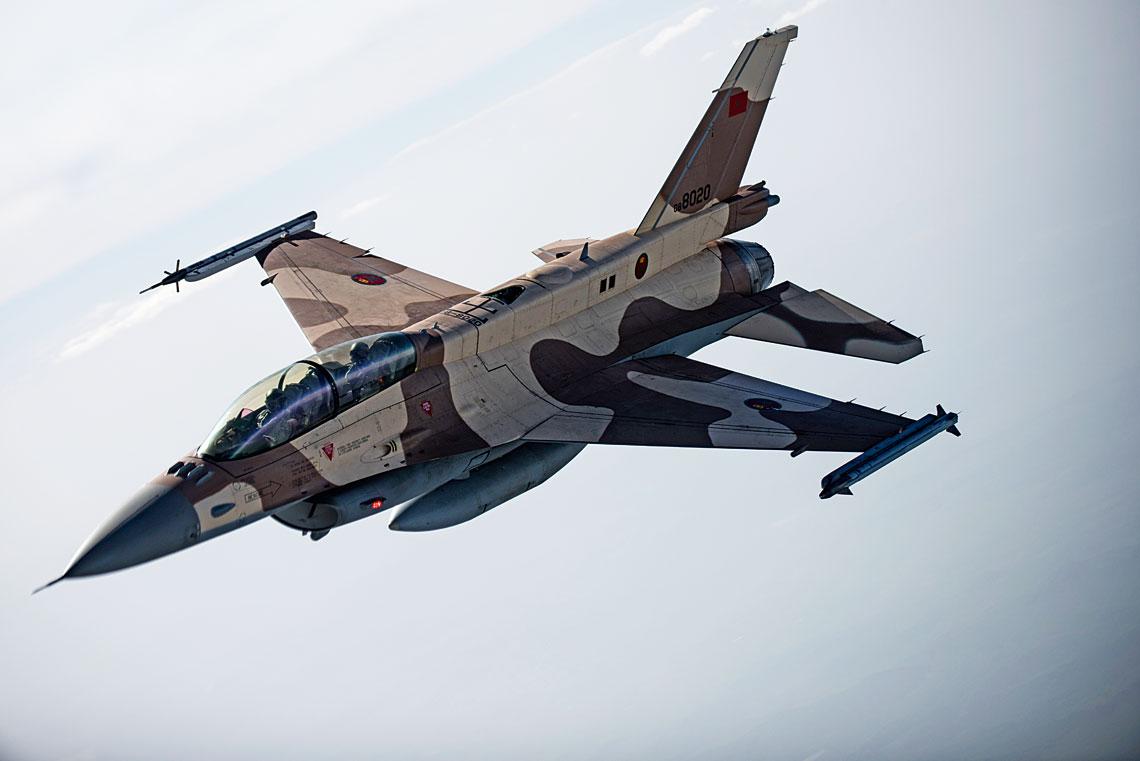 Wramach sierpniowej umowy Lockheed Martin otrzymał zlecenie dotyczące produkcji 90 fabrycznie nowych samolotów F-16. Są wśród nich egzemplarze dla Tajwanu iMaroka, gdzie uzupełnią potencjał już eksploatowanych F-16 Block 52+ Advanced.