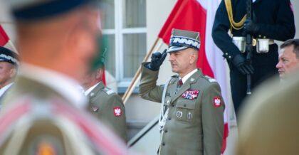 Generał Rajmund Andrzejczak