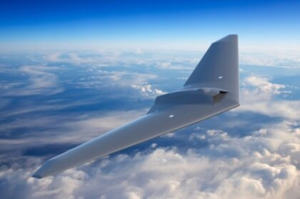 Harpii Szpon według Lockheed Martin
