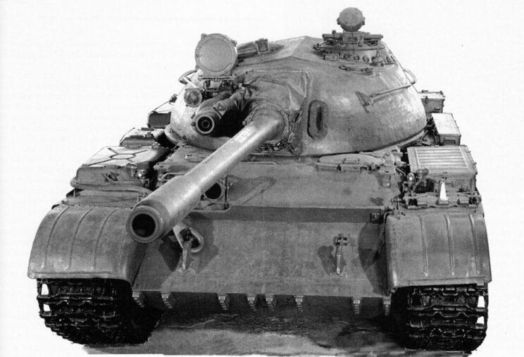 Czołg-miotacz ognia TO-55.