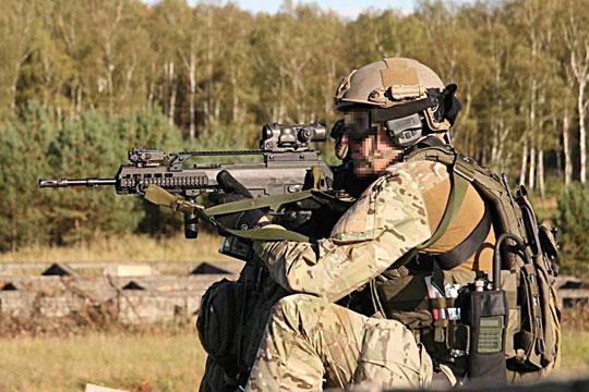 Warto zaznaczyć, że karabinek G36 osiągnął znaczne sukcesy eksportowe icieszy się dobrą opinią użytkowników. Trafił także wręce operatorów Jednostki Wojskowej Formoza. Karabinek G36 jest uznawany za udaną konstrukcję, biorąc pod uwagę wytyczne, według których został zaprojektowany.