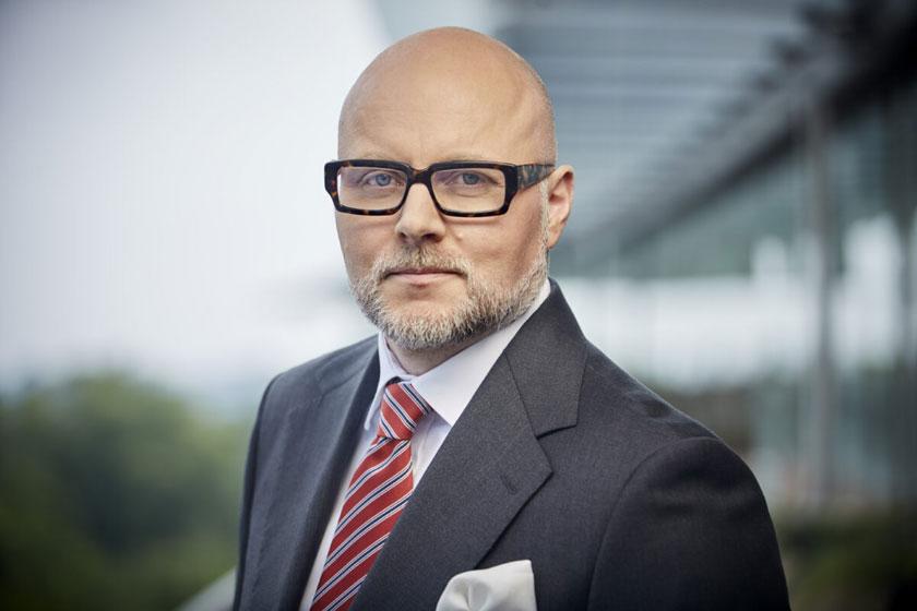 Hubert Stępniewicz, członek zarządu PGZ S.A. Fot.: PGZ S.A.