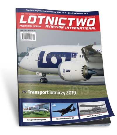 Lotnictwo Aviation International 10/2020