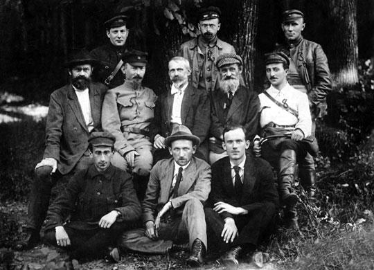 Tymczasowy Komitet Rewolucyjny Polski – to oni mieli rządzić Polską, gdyby Rosjanie podporządkowali sobie Polskę.