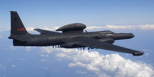 Ważnym komponentem wyposażenia U-2S jest satelitarny system transmisji danych Senior Span/Senior Spur, przenoszony w kroplowej owiewce na grzbiecie samolotu.