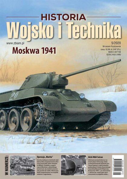 Wojsko i Technika - Historia 5/2020