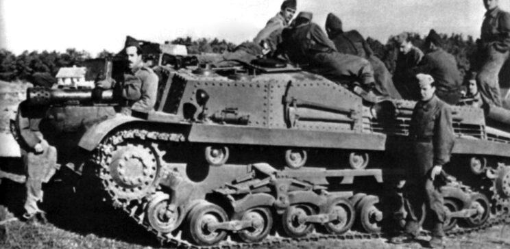 Jedna z najlepszych węgierskich konstrukcji pancernych – działo szturmowe Zrinyi II; 1943 r.