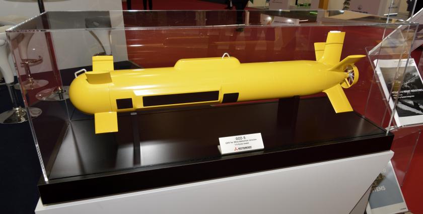AUV OZZ-5