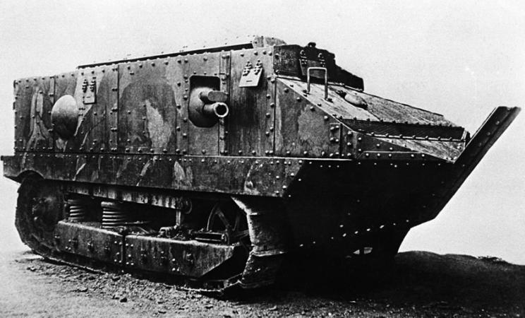Czołg SOMUA S35