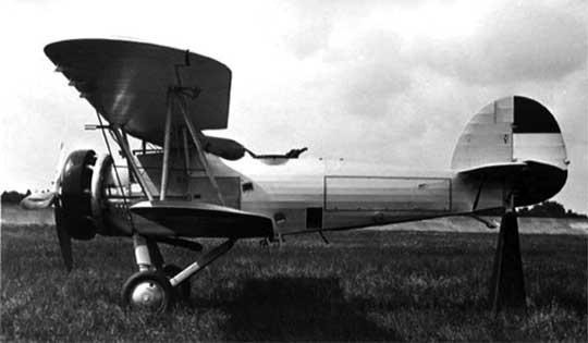 Hawker Audax – podstawowy irański samolot współpracy z armią, wyposażony – inaczej niż większość Audaxów – w silnik gwiazdowy.