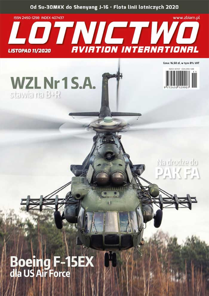 Lotnictwo Aviation International 11/2020