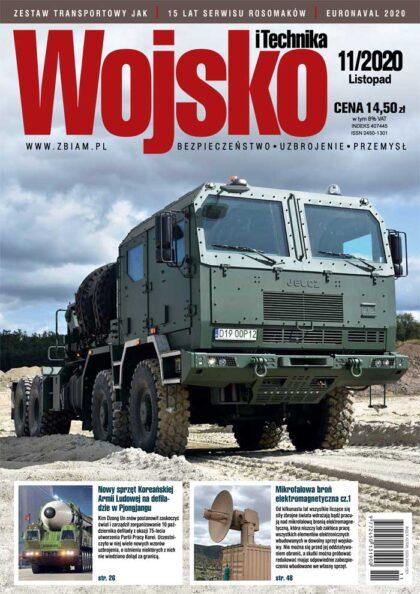 Wojsko i Technika 11/2020