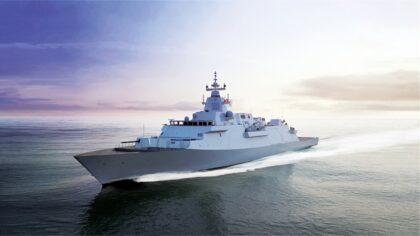 Fregata typu 26
