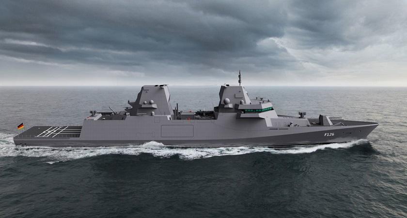 Fregata F126