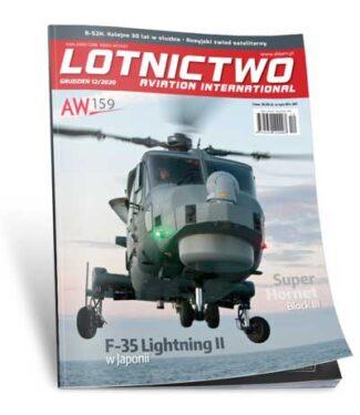 Lotnictwo Aviation International 12/2020