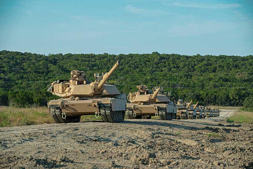 M1A2C to najnowsza i najcięższa z dotychczas używanych wersji Abramsa. Według US Army ma on nieakceptowalnie wysoką masę.