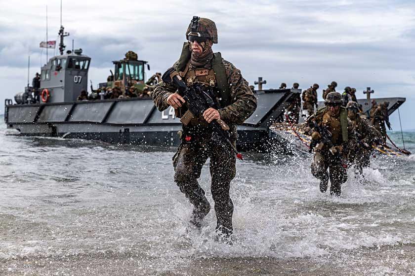 Jedną ze zmian w US Marine Corps będzie redukcja stanu osobowego. Docelowo formacja ma zostać uszczuplona ze 186 000 żołnierzy w służbie czynnej do 170 000.