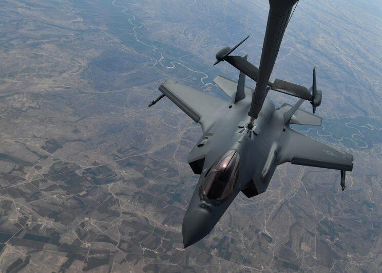 Kongres przyznał US Air Force fundusze na zakup dodatkowych 12 myśliwców F-35A. Fot. USAF