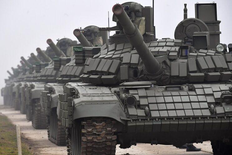 Czołgi T-72MS serbskiej armii, dobrze widoczne nowe celowniki. Fot. Ministarstvo odbrane Republike Srbije.