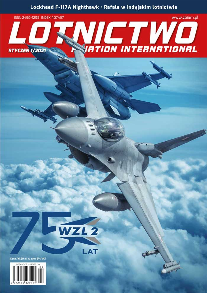 Lotnictwo Aviation International 1/2021