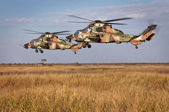 Zgodnie zdecyzją rządu Australii, śmigłowce Airbus Tiger ARH mają zostać wycofane ze służby wpołowie lat 20. izastąpione przez AH-64E Apache Guardian. Zcałą pewnością jest to prestiżowy cios dla koncernu Airbus.