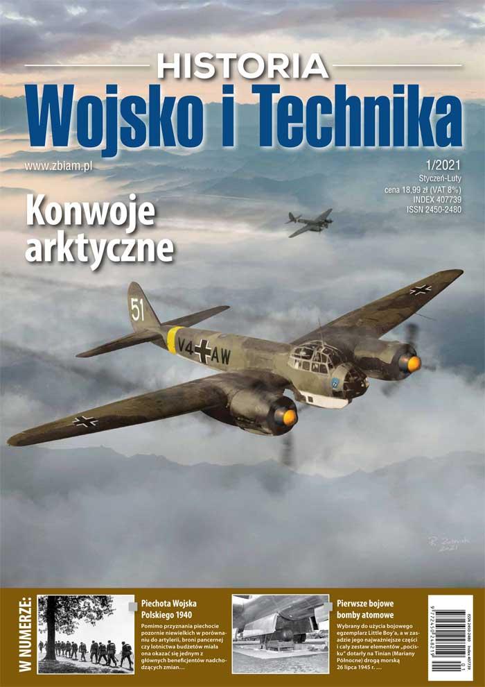 Wojsko i Technika Historia 1/2021